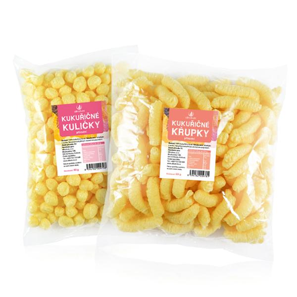 Gluten-free crisps