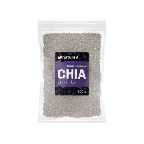 Allnature Chia seeds 500 g