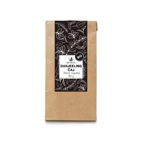 Allnature Darjeeling Tea Organic 50 g