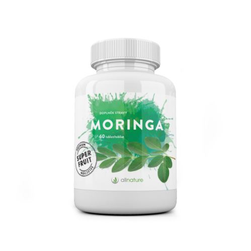 Allnature Moringa tablets 60 tbl.