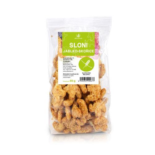 Allnature Elephants Apple - Cinnamon 80 g