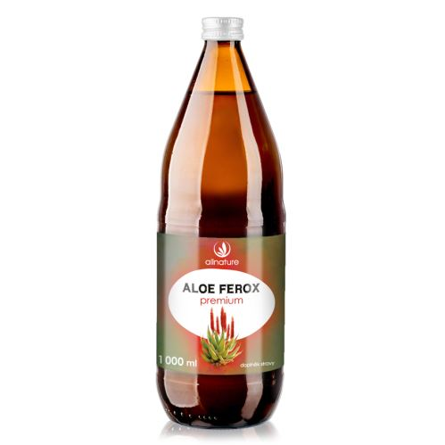 Allnature Aloe Ferox Juice 100% 1000 ml