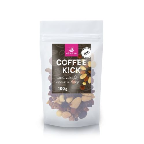 Allnature Coffe Kick Organic 100 g