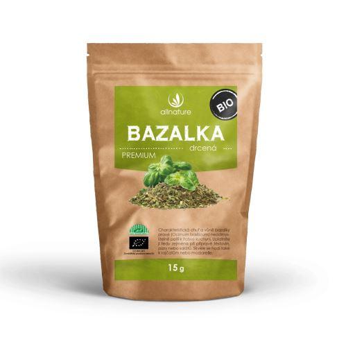 Allnature Organic Basil 15 g