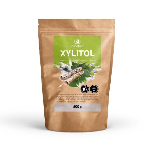 Allnature Xylitol Natural Sweetener 500 g