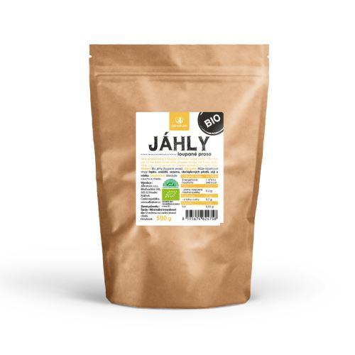 Allnature Organic Hulled Millet 500 g