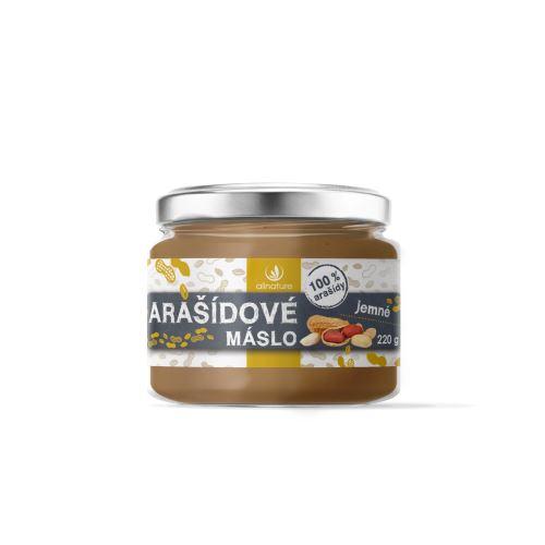 Allnature Peanut Butter Fine 220 g