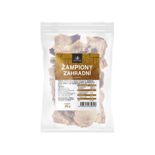 Allnature Garden Mushrooms Dried 20 g