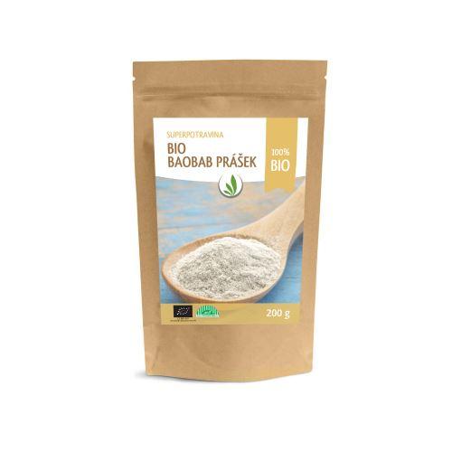 Allnature Organic Baobab Superfruit Powder 200 g