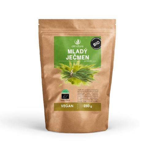 Allnature Organic Wheatgrass Powder 250 g