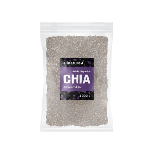 Allnature Chia seeds 1000 g