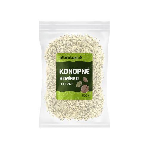 Allnature Konopné semínko 500 g