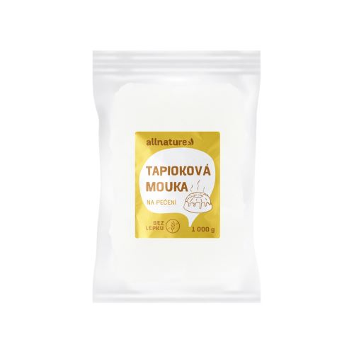 Allnature Tapioková mouka 1000 g