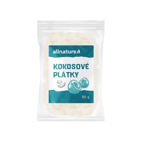 Allnature Coconut slices 50 g