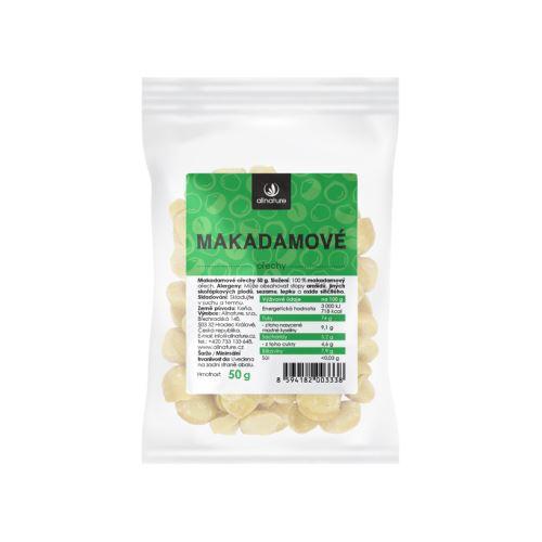 Allnature Macadamia nuts 50 g