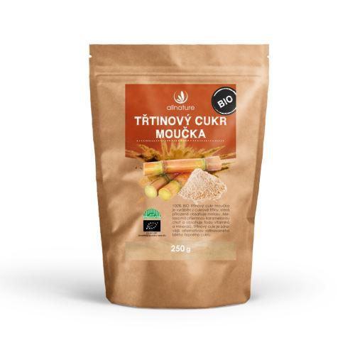 Allnature Organic Cane Powdered Sugar 250 g