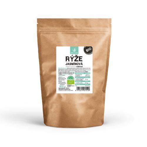 Allnature Jasmine Rice Natural Organic 400 g
