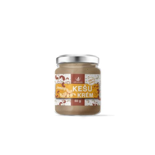 Allnature Cashew Cream Smooth 50 g
