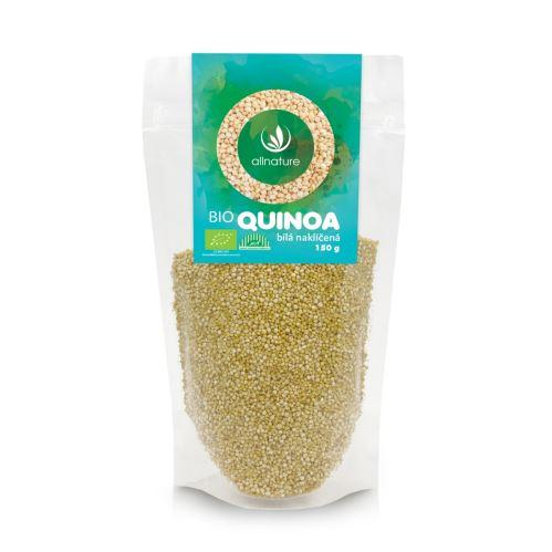Allnature Quinoa bílá naklíčená BIO 150 g