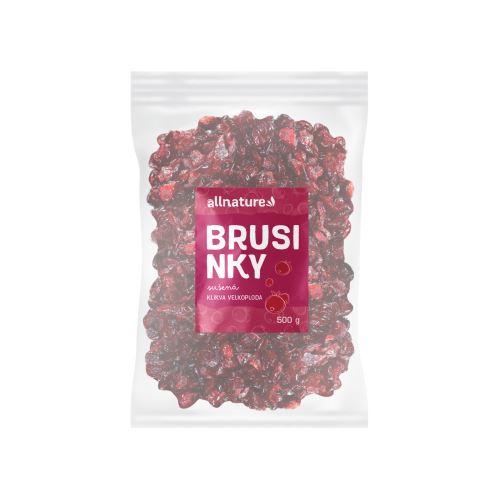 Allnature Brusinka (klikva) sušená 500 g