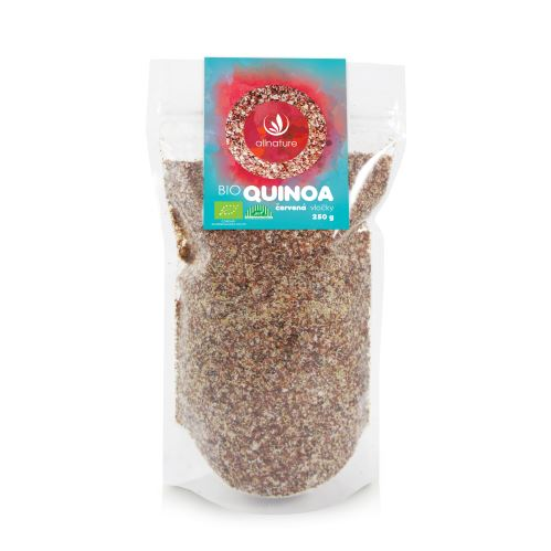 Organic Red Quinoa Flakes 250 g