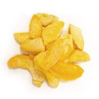 Allnature Freeze Dried Peach Slices 15 g