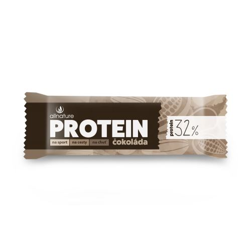 Allnature Protein Bar 32% Chocolate 35 g