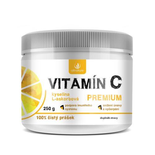 Allnature Vitamin C Powder 250 g