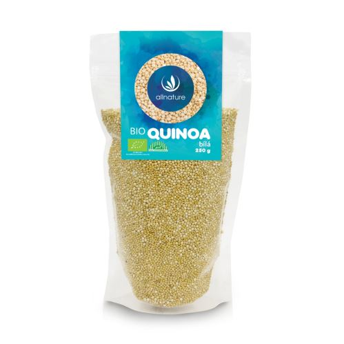 Allnature White Quinoa BIO 250 g