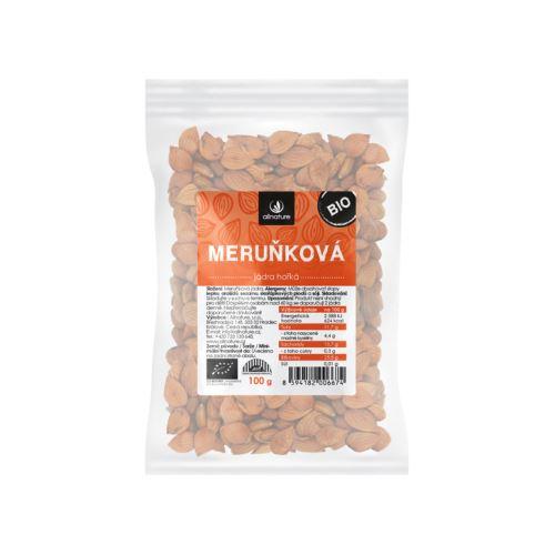 Allnature Appricot Kernels Organic 100 g