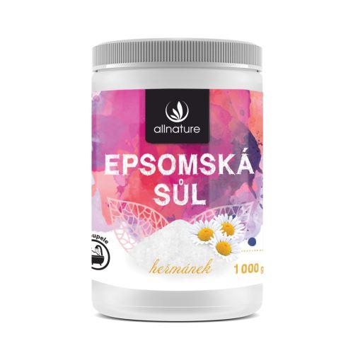 Allnature Epsom Salt Chamomile 1000 g