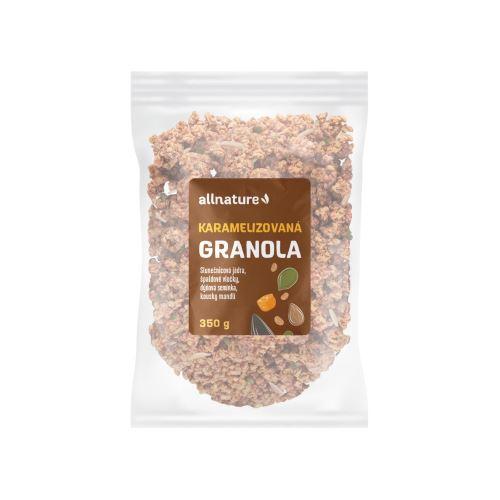 Allnature Karamelizovaná Granola 350 g