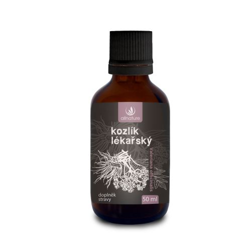 Allnature Valerian herbal drops 50 ml