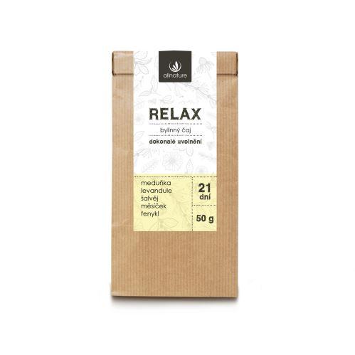 Allnature Relax Herbal Tea 50 g
