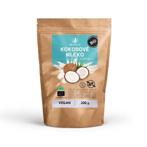 Allnature Organic Coconut Milk Powder 200 g