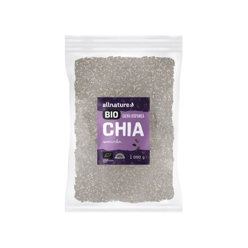 Allnature Organic Chia Seeds 1000 g