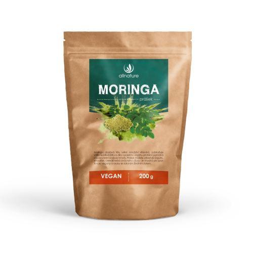 Allnature RAW Moringa powder 200 g
