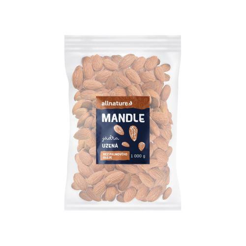 Allnature Mandle uzené 1000 g