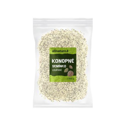 Allnature Konopné semínko 1000 g