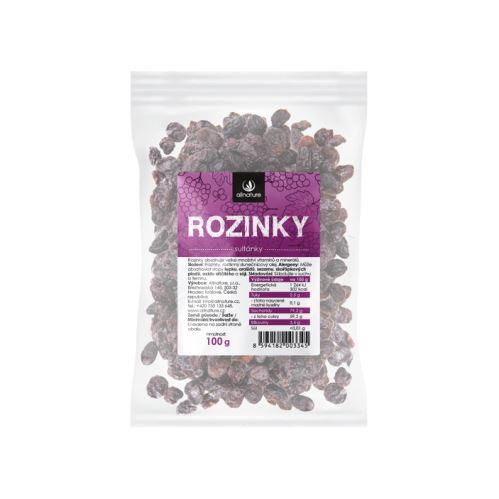 Allnature Raisins 100 g