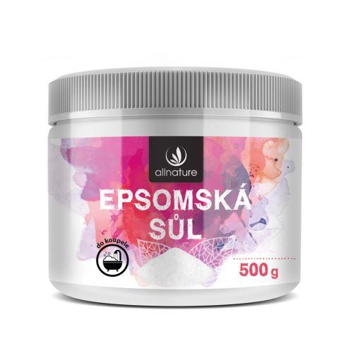 Allnature Epsom Salt 500 g