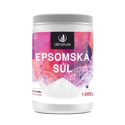 Allnature Epsom Salt 1000 g