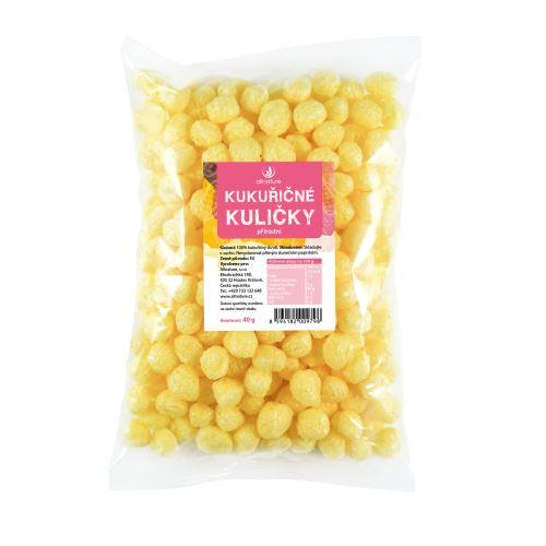 Allnature Corn Puff Balls 40 g