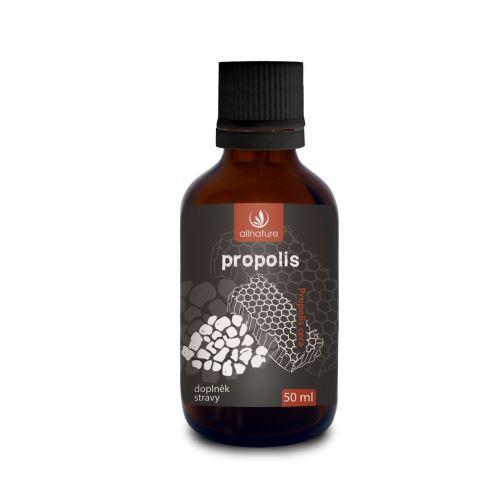 Allnature Propolis Herb Drops 50 ml