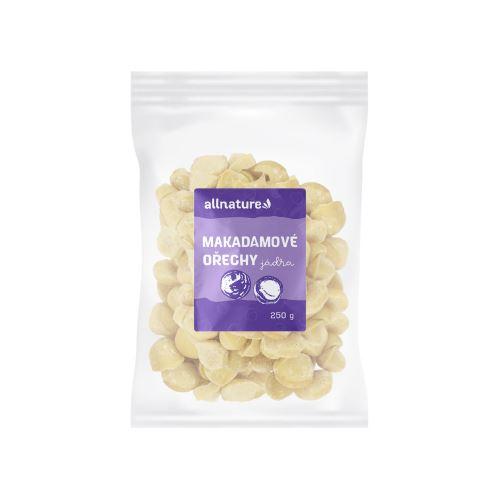 Allnature Makadamové ořechy 250 g