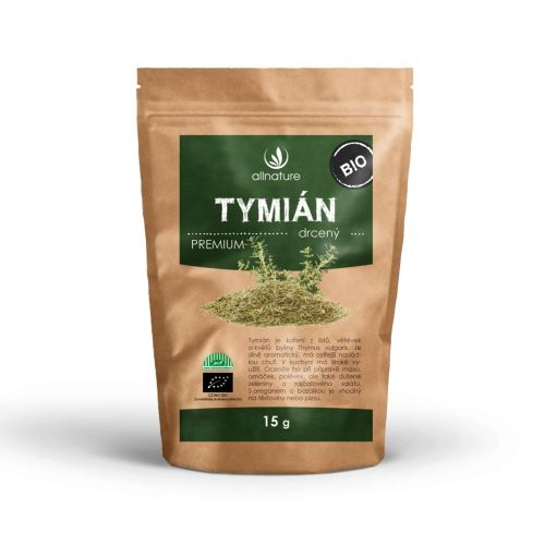 Allnature Thyme Organic 15 g