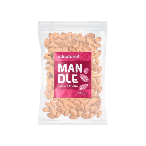 Allnature Almond Kernels 500 g