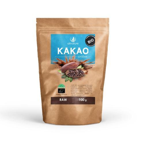 Allnature Cacao Powder RAW Organic 100 g