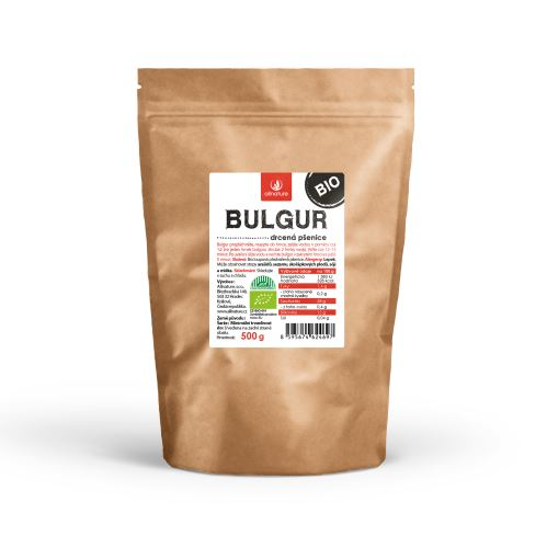 Allnature Organic Bulgur Wheat 500 g