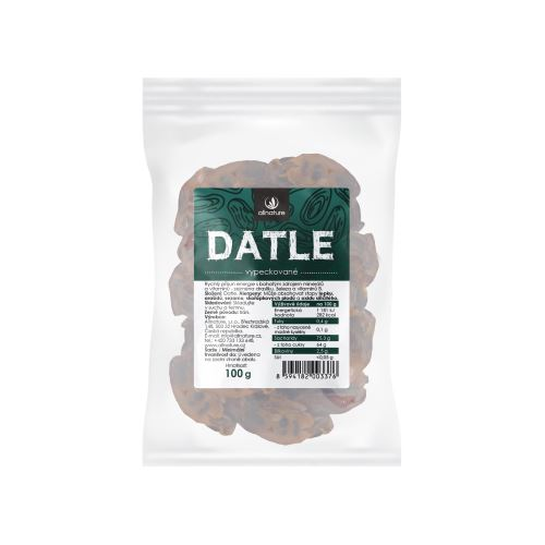 Allnature Dates Pitted 100 g